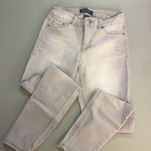 Faded out jeans